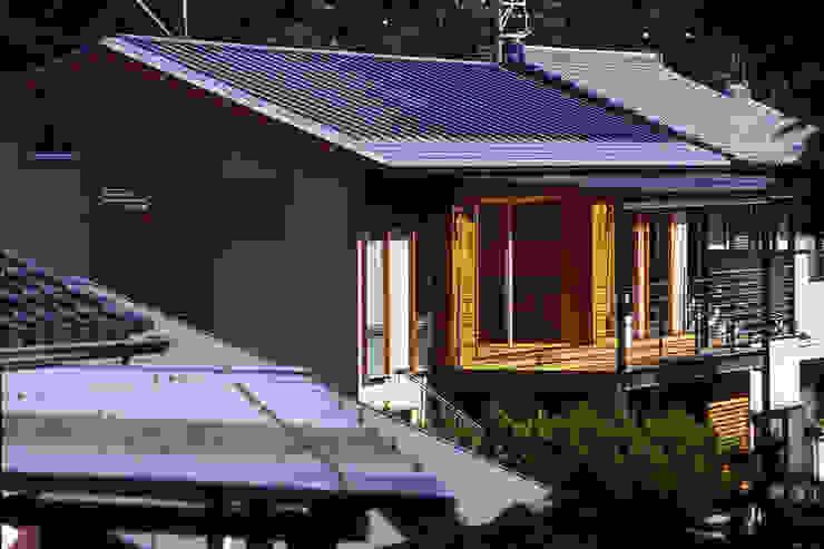 Modern houses by 風建築工房 Modern