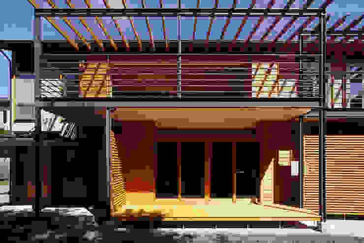 風建築工房 Casas modernas