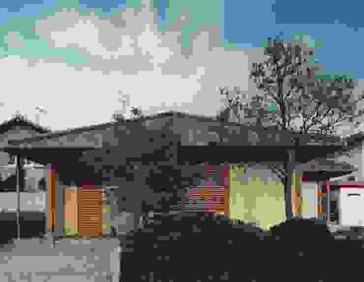 正面外観 撮影:村井修 クラシカルな 家 の 小林英治建築研究所 クラシック