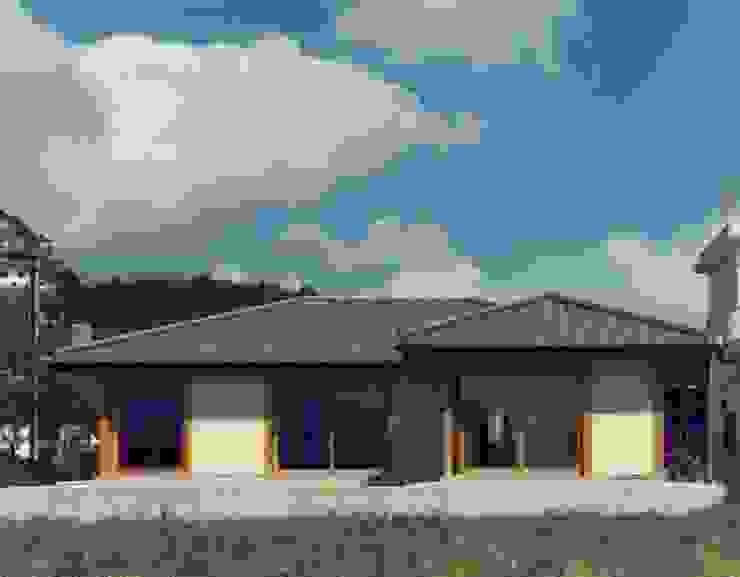 南側外観 撮影:村井修 クラシカルな 家 の 小林英治建築研究所 クラシック