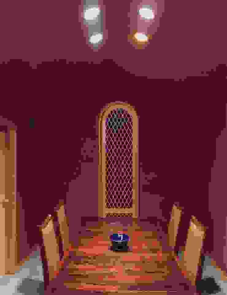 食堂 撮影:村井修 クラシックデザインの ダイニング の 小林英治建築研究所 クラシック