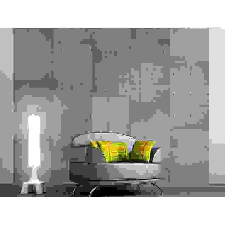 Gray domino: modern  von artgeist,Modern