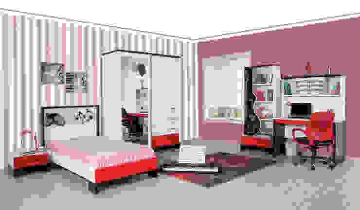 Alım Mobilya – Melodi Young Room Set:  tarz Çocuk Odası,
