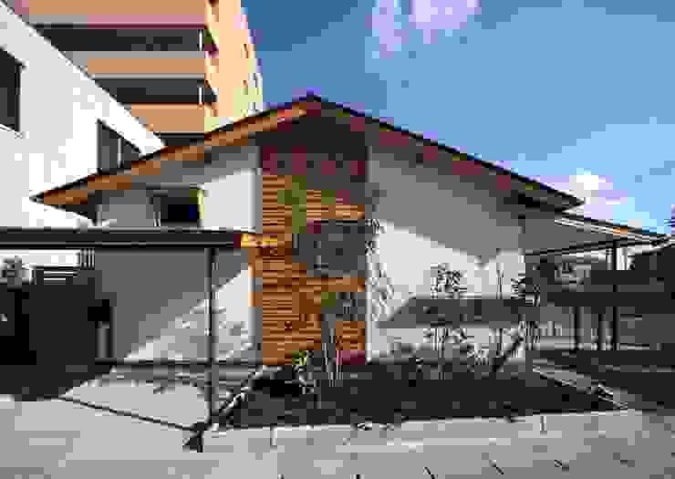 風建築工房 Casas de estilo escandinavo