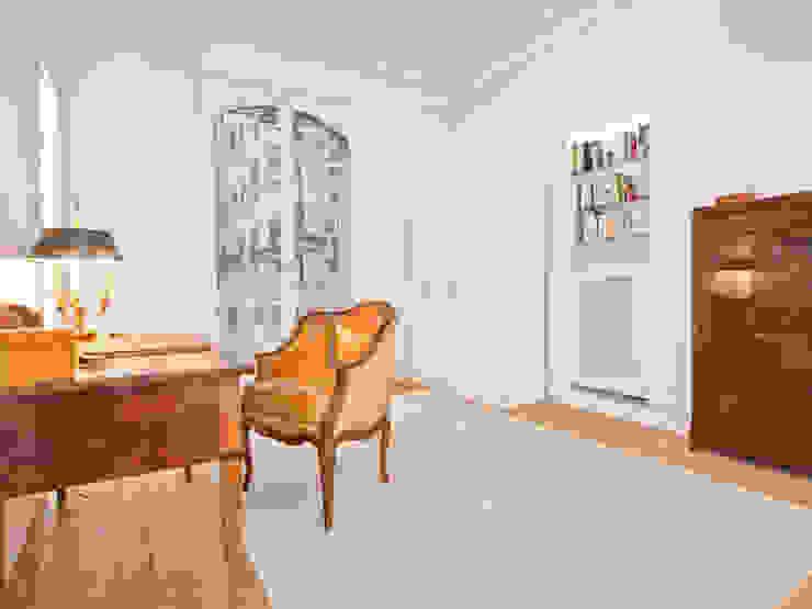 Klassische Arbeitszimmer von Xavier Lemoine Architecture d'Intérieur Klassisch