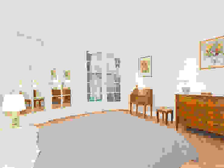 Klassische Schlafzimmer von Xavier Lemoine Architecture d'Intérieur Klassisch
