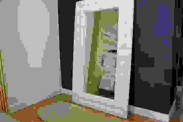 Dormitorio Principal de CASTSHINE Minimalista