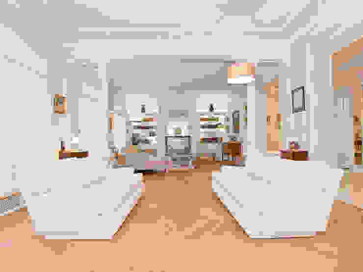 Klassische Wohnzimmer von Xavier Lemoine Architecture d'Intérieur Klassisch