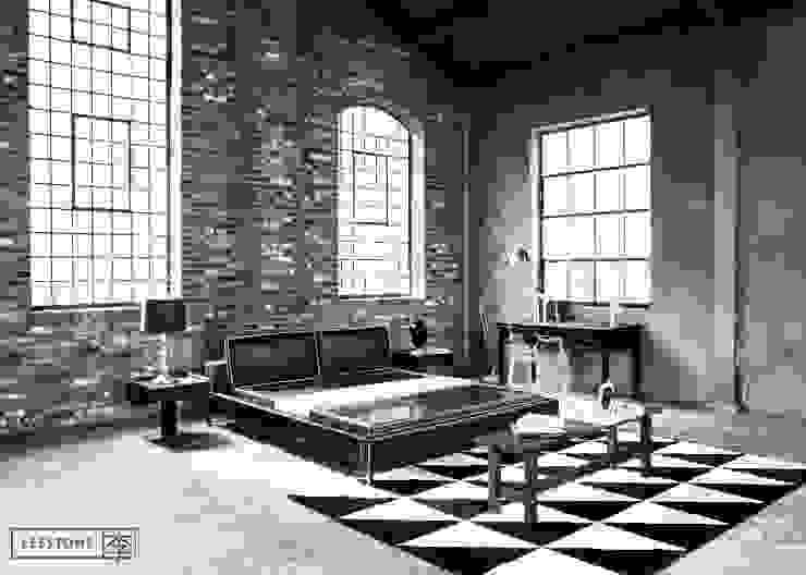 리스톤(LEESTONE)- 로건 침대  + 귀사문석: 리스톤의 현대 ,모던