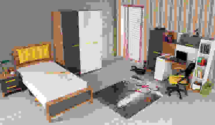 Alım Mobilya – sport youth room set: modern tarz , Modern