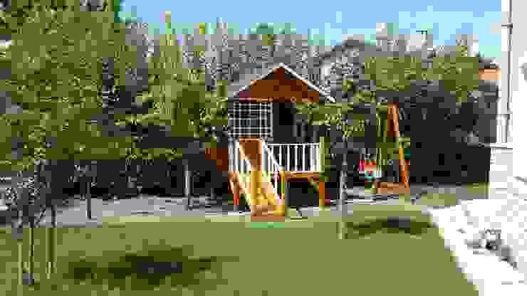cocuk evleri Klasik Bahçe şirin home ahşap ev Klasik