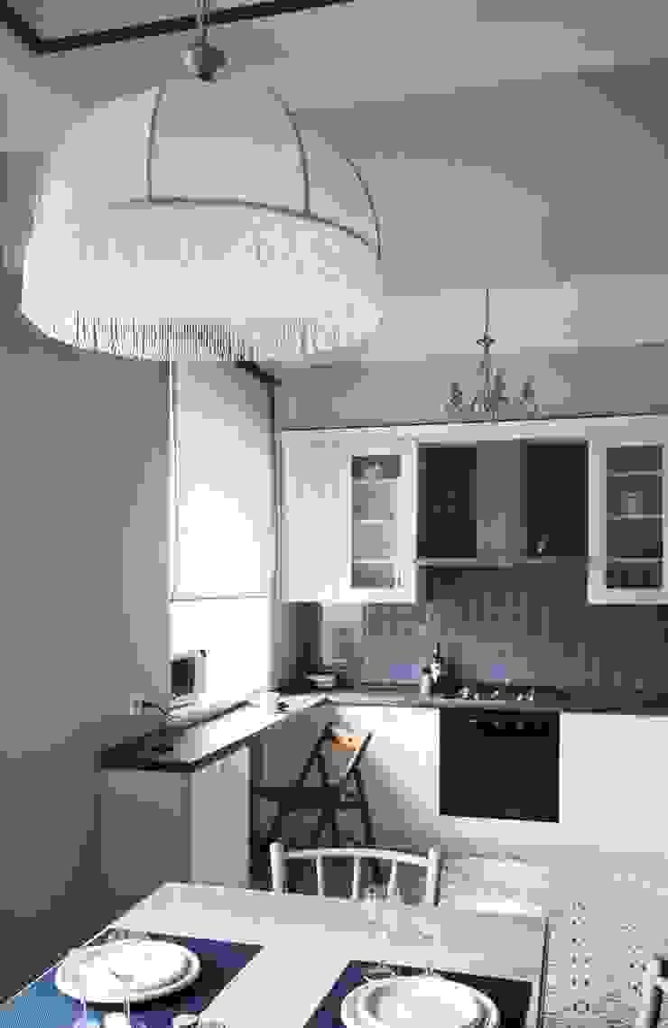 Blue Столовая комната в классическом стиле от ASH Классический