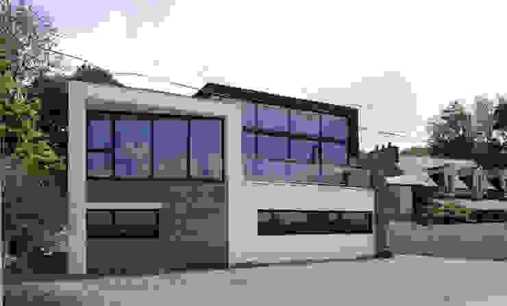 Casas de estilo  por Atelier de l'Ile, Moderno