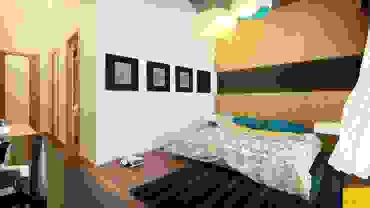 Chambre moderne par Penintdesign İç Mimarlık Moderne