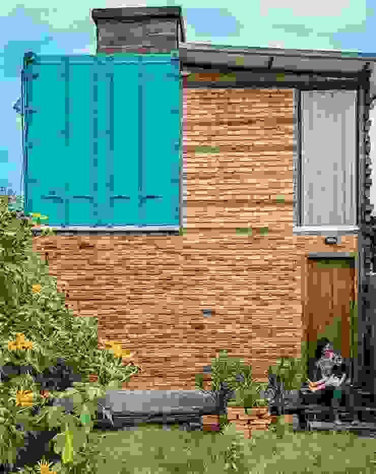 Rustic style house by Ferraro Habitat Rustic