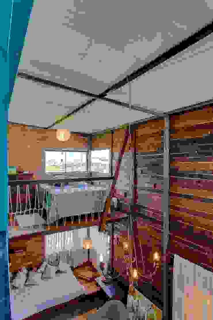Rustic style bathroom by Ferraro Habitat Rustic