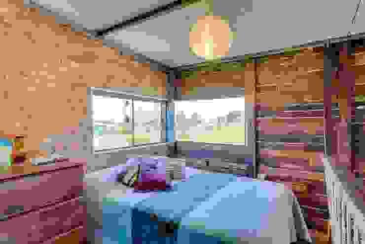 Rustik Yatak Odası Ferraro Habitat Rustik