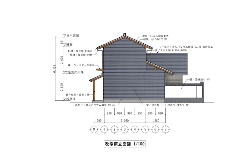 country  by きど建築設計事務所(Kido Architectural Design Office), Country