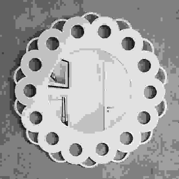 Зеркало SIMPLY FLOWER: Спальная комната  в . Автор – BONESSI,