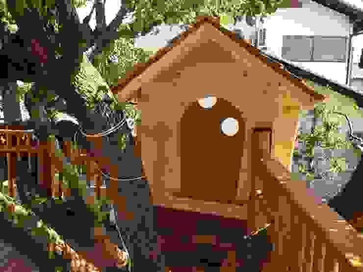 ツリーハウス オリジナルな 庭 の 株式会社フィンオール オリジナル
