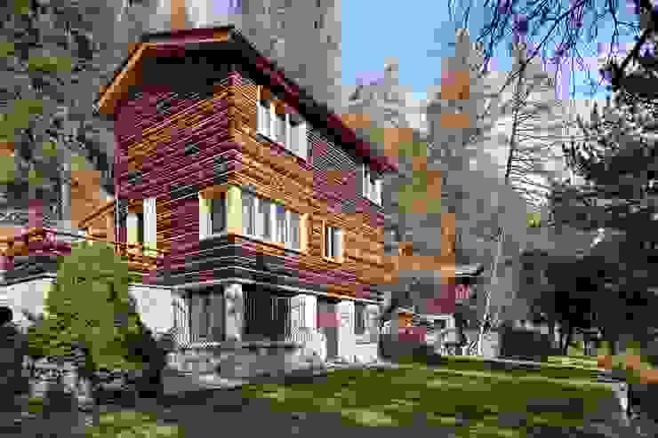 Sommer Klassische Häuser von Pablo Horváth Klassisch