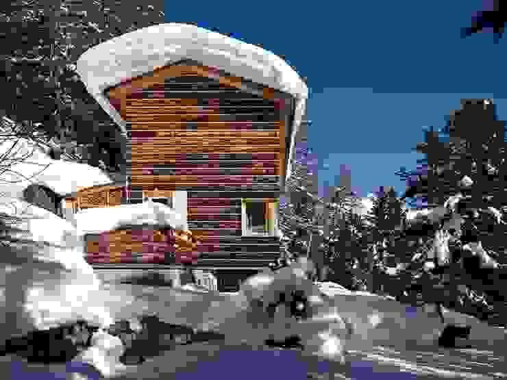 Winter Klassische Häuser von Pablo Horváth Klassisch