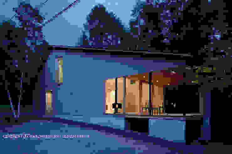 031軽井沢Tさんの家 モダンな 家 の atelier137 ARCHITECTURAL DESIGN OFFICE モダン
