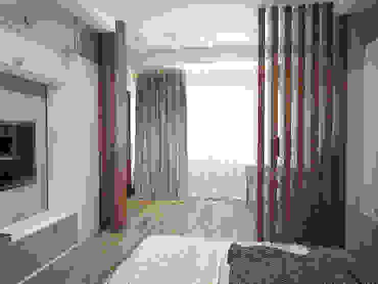 Комната для подростка Детская комната в стиле модерн от Fronton Studio Модерн