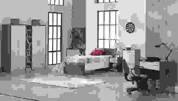 En Şık Erkek Çocuk Odaları Ev Gör Mobilya Sanayi Tekstil ve Ticaret LTD. ŞTİ. İskandinav