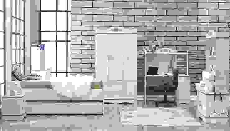 Ev Gör Mobilya Sanayi Tekstil ve Ticaret LTD. ŞTİ. – En Şık Erkek Çocuk Odaları: minimalist tarz , Minimalist