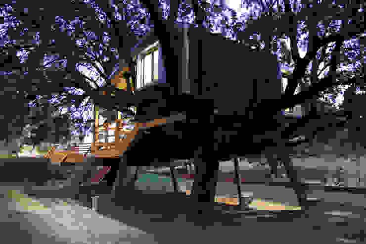 Casas rústicas por Urbanarbolismo Rústico