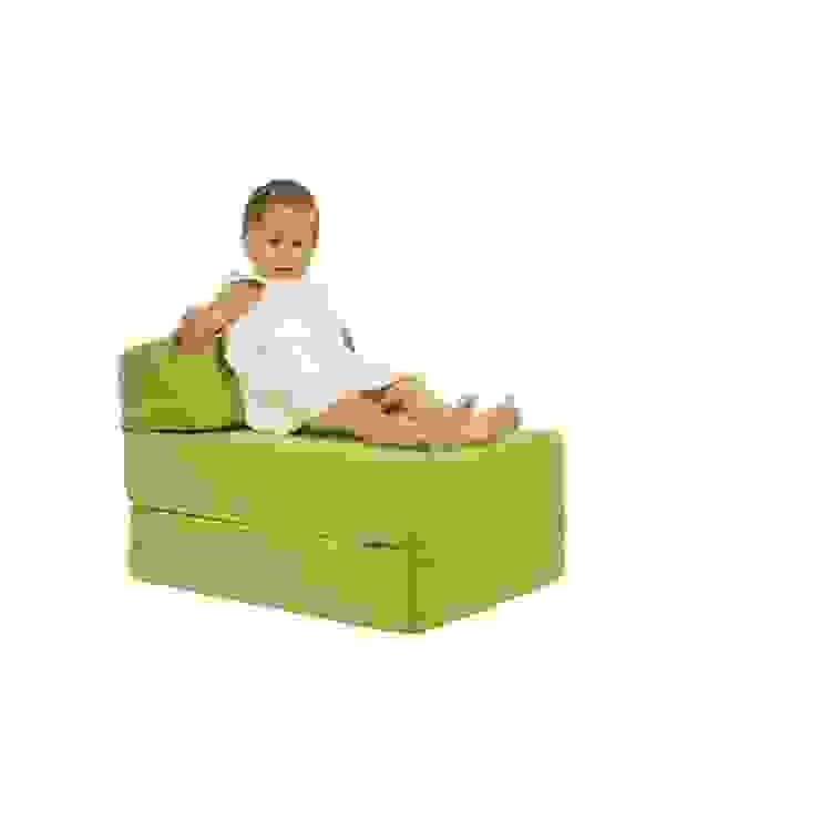 Fotel Duo od Sponge Design Nowoczesny