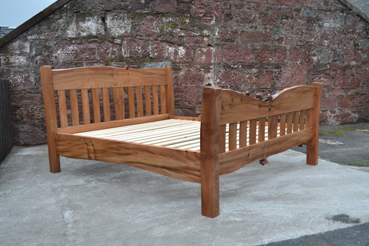 Bed par Clachan Wood Rural