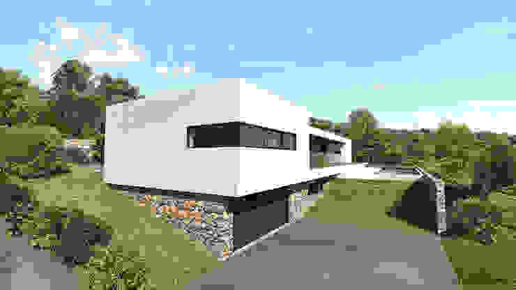 Casas modernas de ARRIVETZ & BELLE Moderno