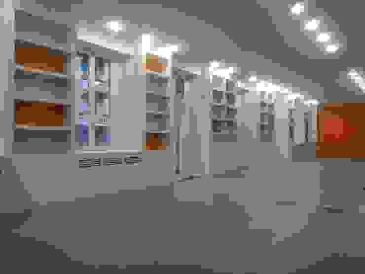 studionove architettura Modern study/office