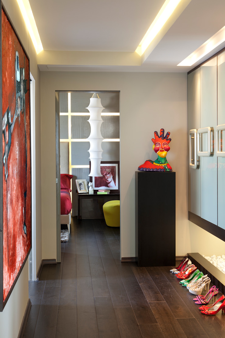 PDV studio di progettazione Couloir, entrée, escaliersAccessoires & décorations