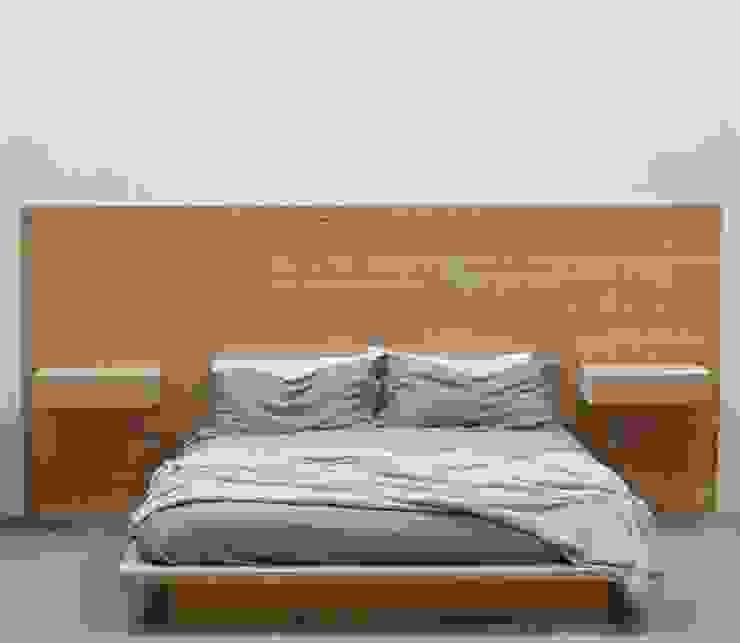 Bedroom Modern style bedroom by muto Modern