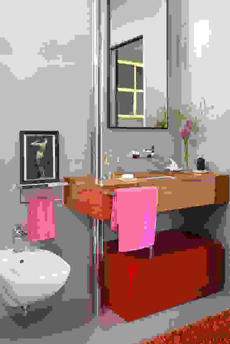 PDV studio di progettazione Salle de bainLavabos