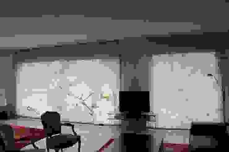 Projekty,  Okna zaprojektowane przez Arielle D Collection Maison, Eklektyczny