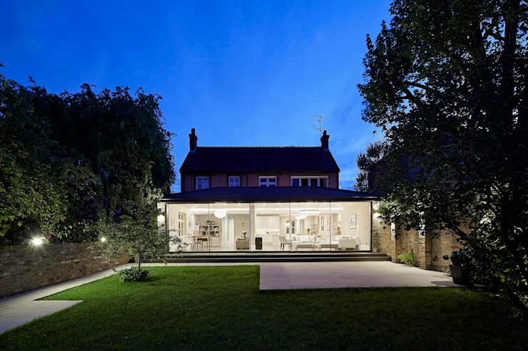 London Art de Vivre Modern houses by Sophie Nguyen Architects Ltd Modern