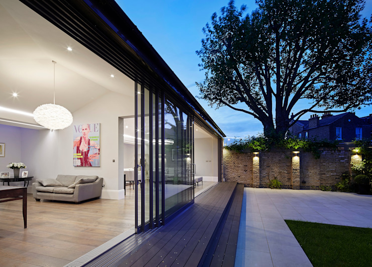 London Art de Vivre Casas modernas por Sophie Nguyen Architects Ltd Moderno