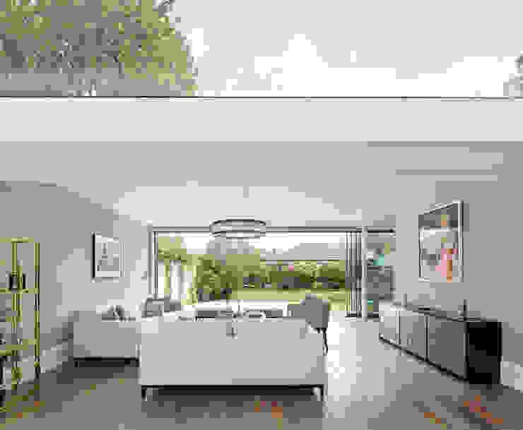London Art de Vivre Salas de estar modernas por Sophie Nguyen Architects Ltd Moderno