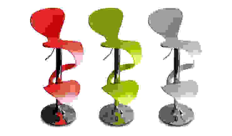Chaise de Bar Lilly Mermaid par Arielle D Collection Maison Moderne