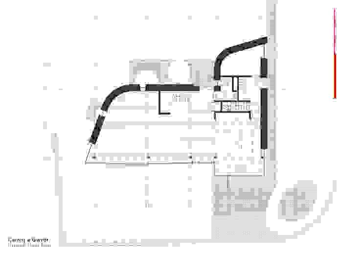 modern  by Hall + Bednarczyk Architects, Modern