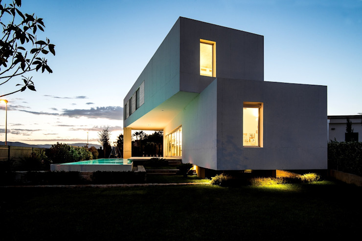 Ascoz Arquitectura JardimIluminação