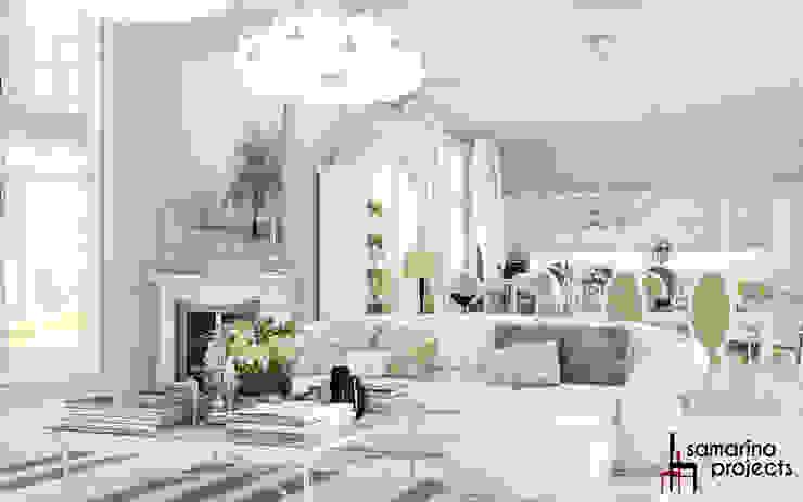 Samarina projects Salas de estilo clásico