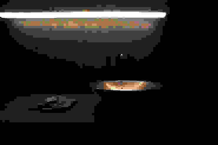 experiment stille / atelier, studio, büro von 22quadrat Minimalistisch