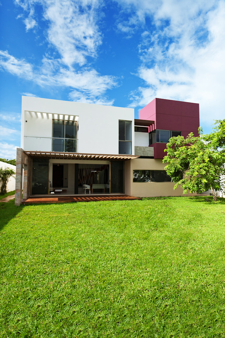 TAFF Moderne Häuser