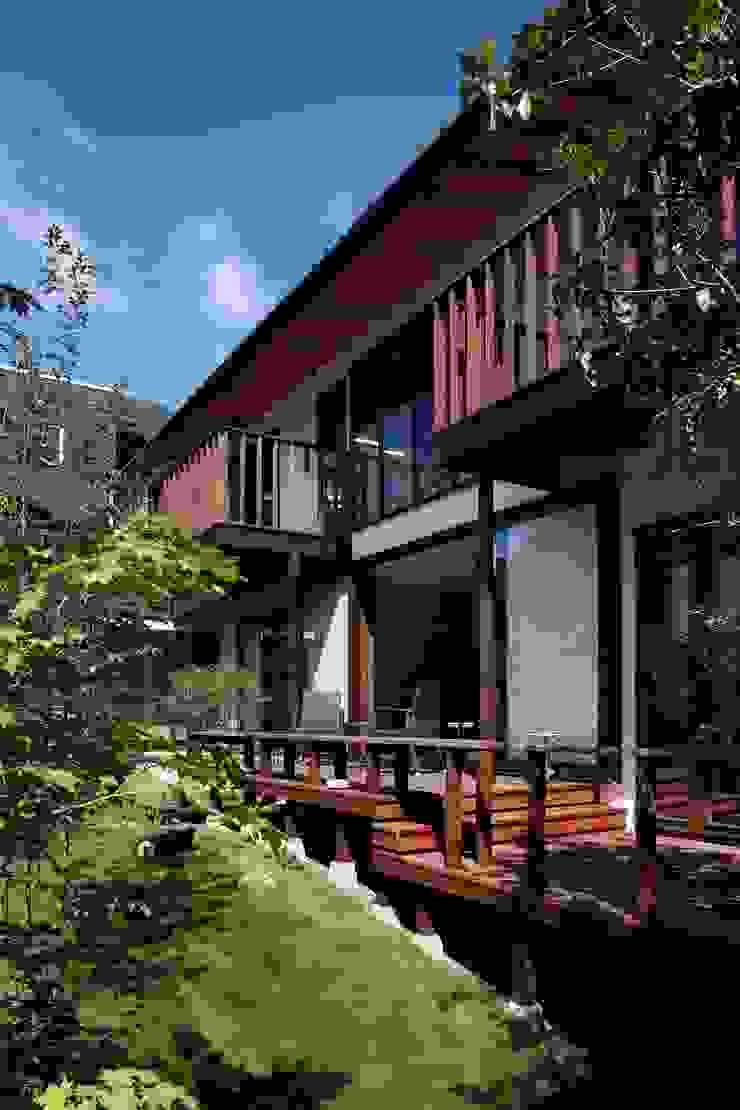 西谷の家 クラシカルな 家 の TAMAI ATELIER クラシック