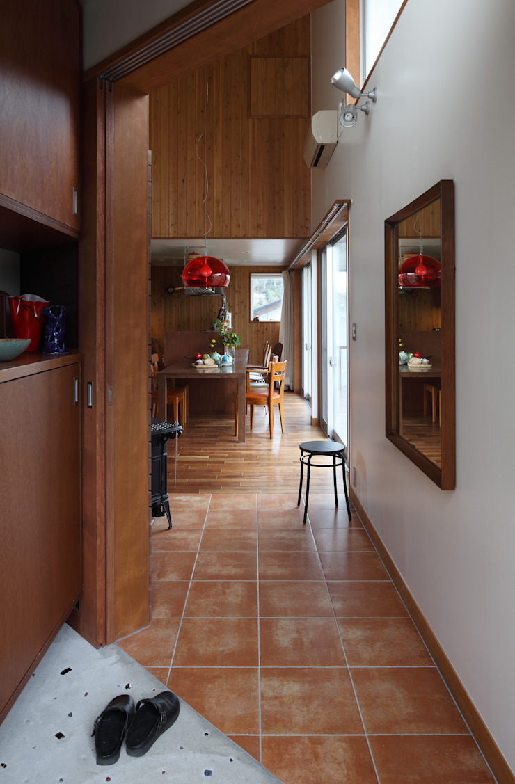 日高の家 モダンデザインの 子供部屋 の TAMAI ATELIER モダン